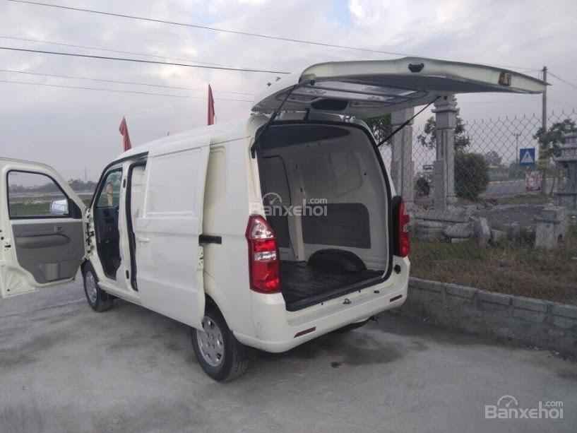 Bán xe tải Van 2 chỗ Kenbo Hải Phòng, giá rẻ chỉ 60tr (6)