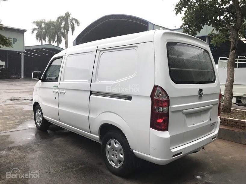 Bán xe tải Van 2 chỗ Kenbo Hải Phòng, giá rẻ chỉ 60tr (9)