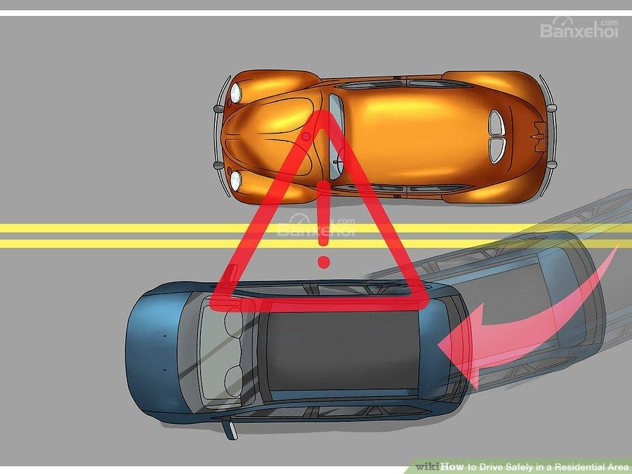 6. Hãy thận trọng khi vượt xe 1