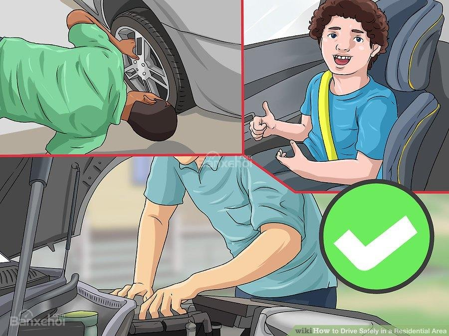 2. Kiểm tra xe trước khi láiz