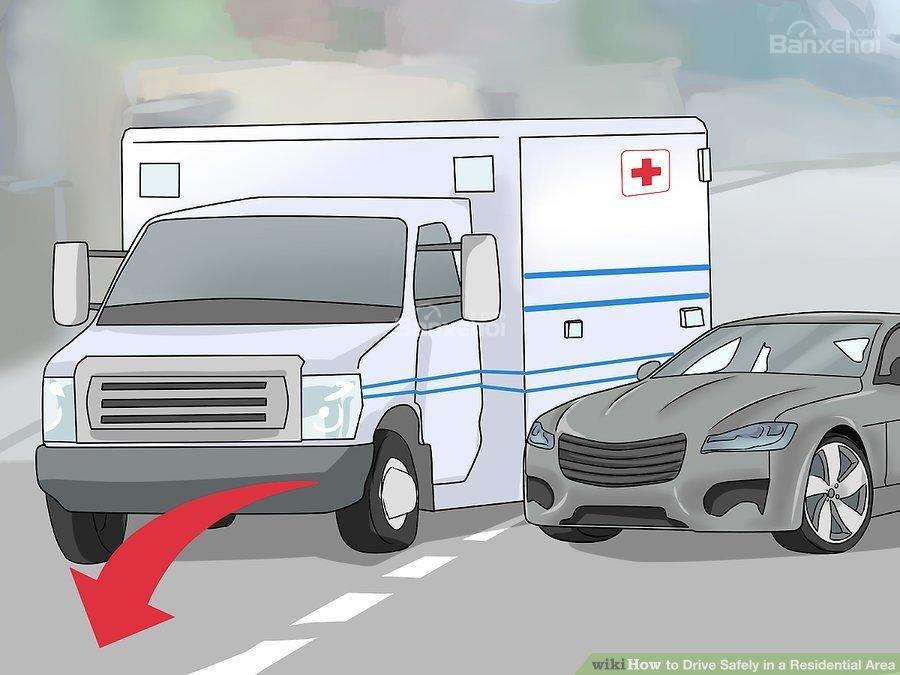 5. Nhường đường cho các loại xe khácxzc