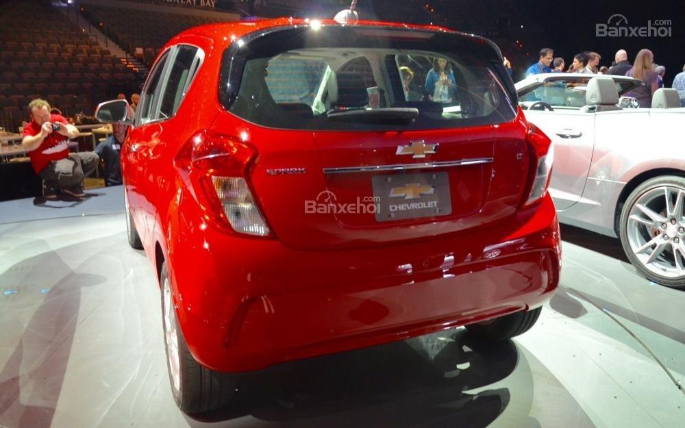 Chevrolet Spark đứng trước nguy cơ bị khai tử vào năm 2022 - 2