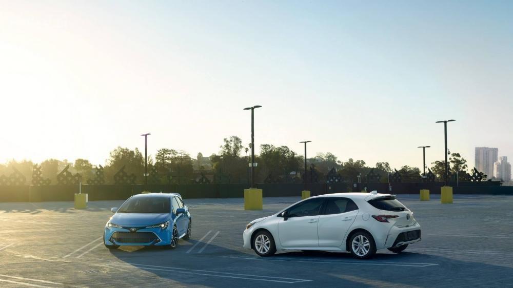 Đánh giá xe Toyota Corolla Hatchback 2019