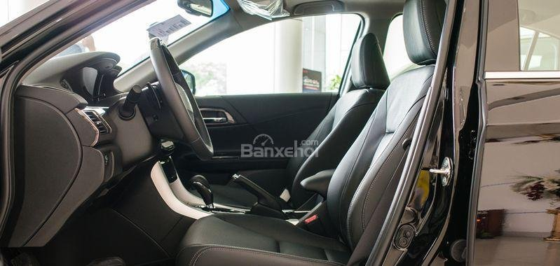Honda Accord đời 2018- Honda ô tô Bắc Ninh, màu đen, xe nhập (16)