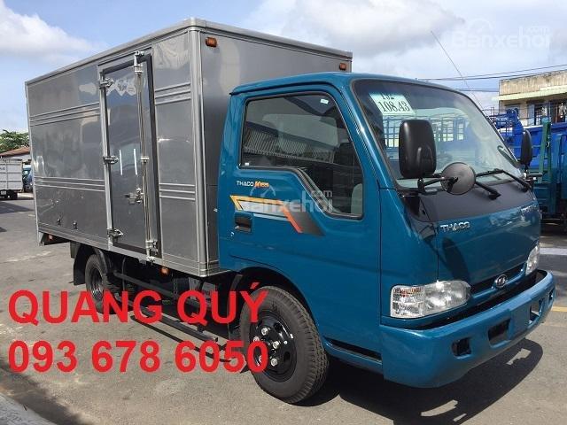 Bán xe tải Kia 2.4 tấn vào thành phố. Xe tải Kia K165 vay trả góp - Hỗ trợ vay trả góp thủ tục nhanh-1