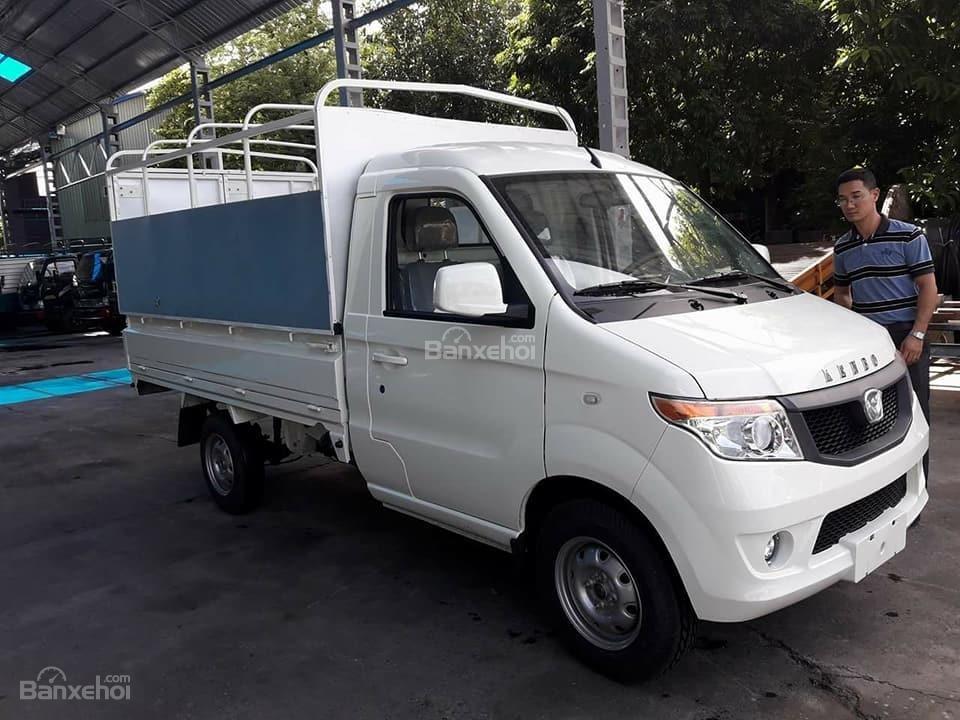 Bán xe tải Kenbo Thái Bình xe tải van 2 chỗ, 5 chỗ tải thùng 990kg giá rẻ (1)