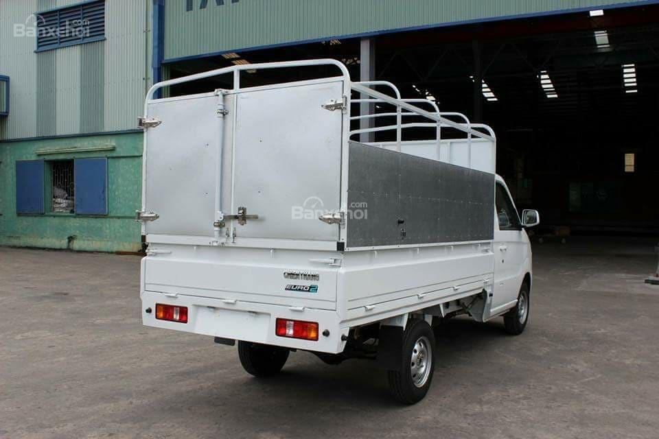 Bán xe tải Kenbo Thái Bình xe tải van 2 chỗ, 5 chỗ tải thùng 990kg giá rẻ (2)