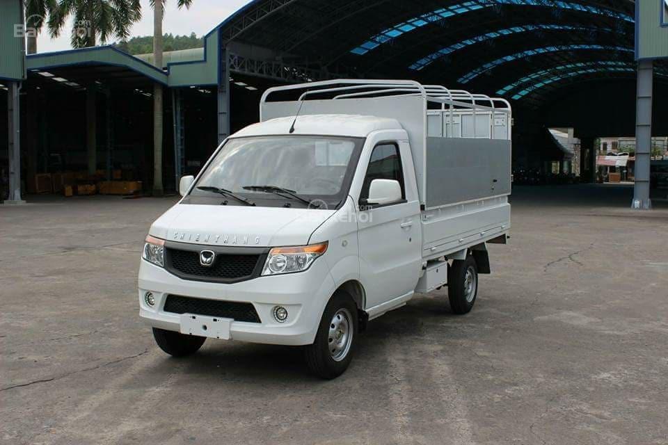 Bán xe tải Kenbo Thái Bình xe tải van 2 chỗ, 5 chỗ tải thùng 990kg giá rẻ (3)