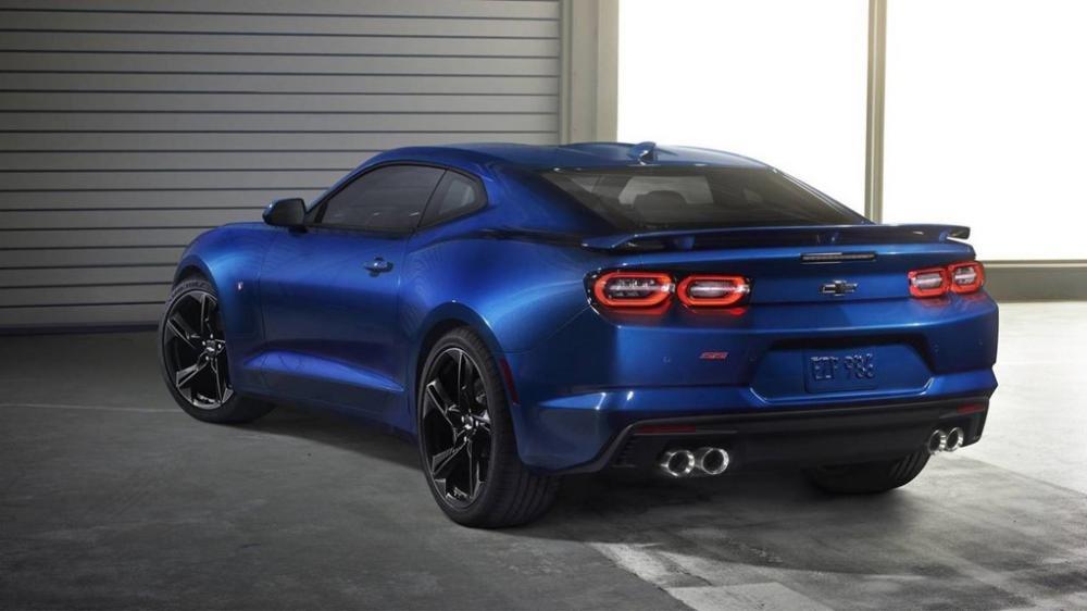 Chevrolet Camaro 2019 và thế hệ cũ có những điểm khác biệt gì? - Ảnh 8.