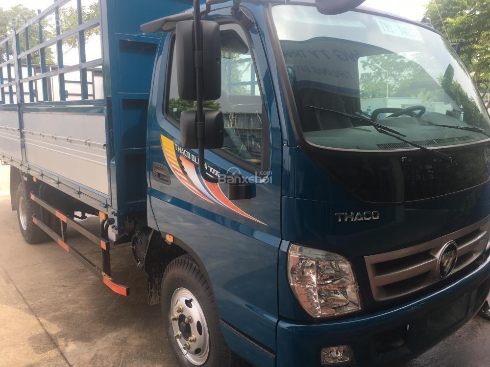 Bán ô tô Thaco Ollin 700C 2017, màu xanh lam, LH 0969.644.128 /0938.907.243-0