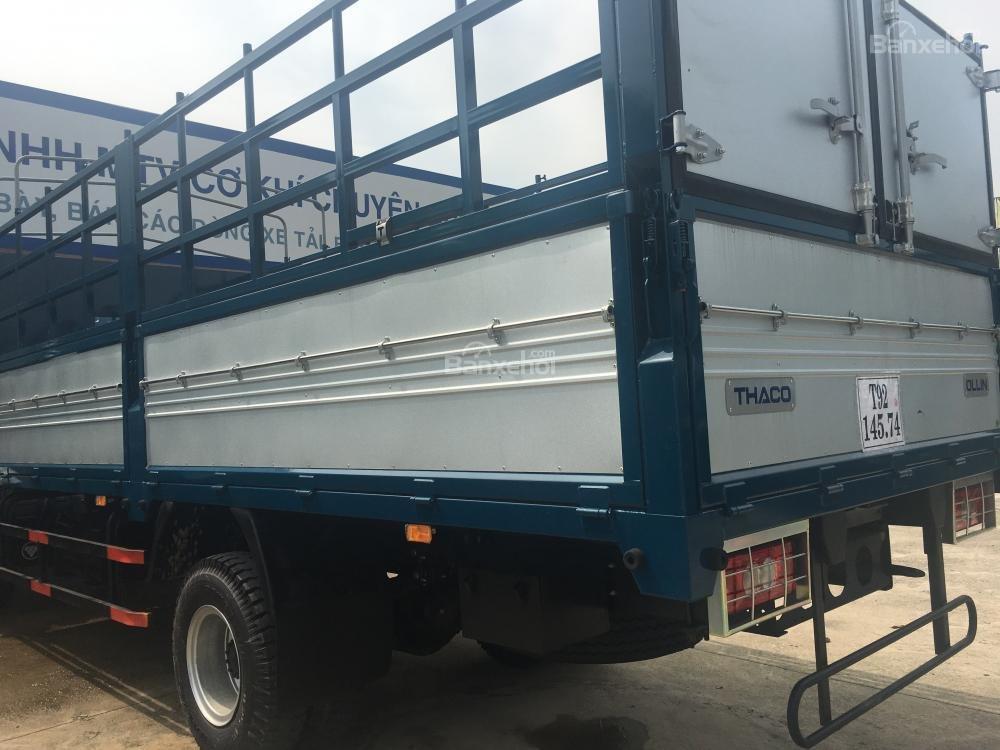 Bán ô tô Thaco Ollin 700C 2017, màu xanh lam, LH 0969.644.128 /0938.907.243-1