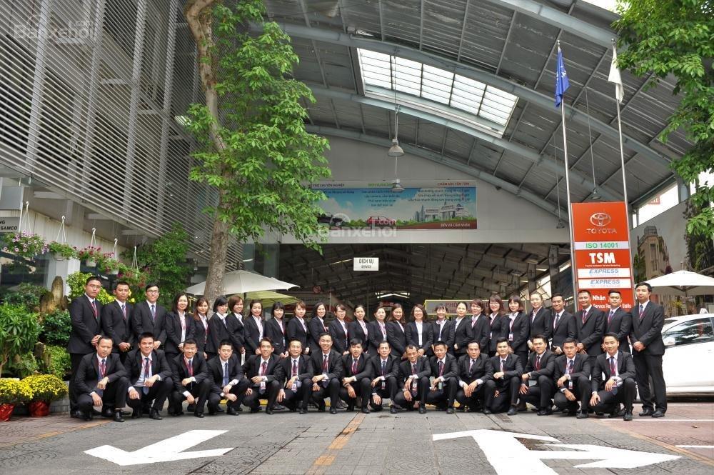 Toyota Bến Thành – Cơ Sở Chương Dương
