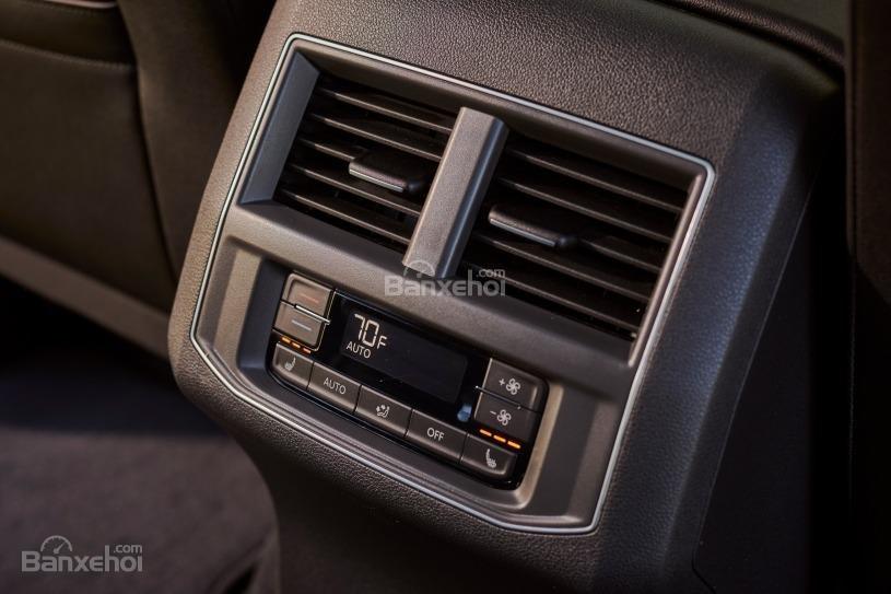 Đánh giá xe Volkswagen Atlas 2018: Điều hòa nhiệt độ 3 vùng 3