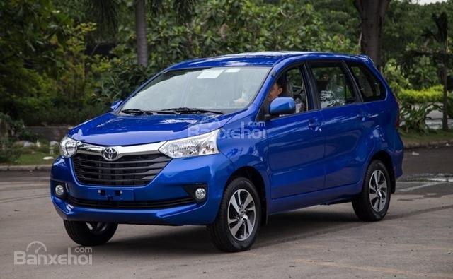 Hàng loạt xe Toyota nhập mới đổ bộ thị trường trong năm 2018 - Toyota Avanza.