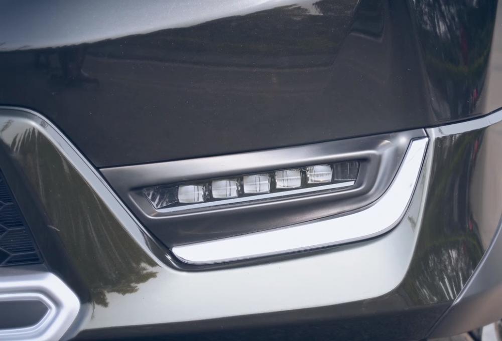 Ảnh chụp đèn sương mù xe Honda CR-V L 2018