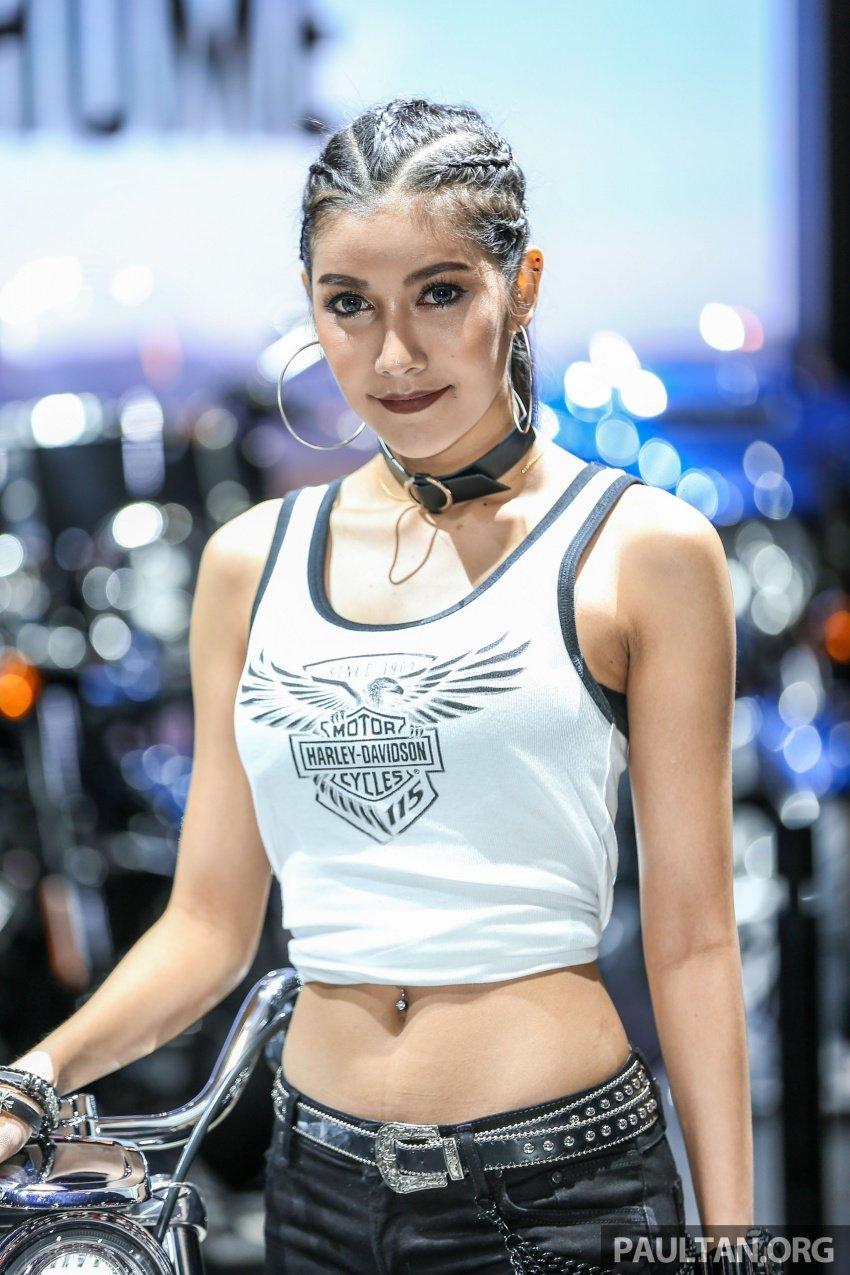 Những bóng hồng xinh đẹp tại Triển lãm Ô tô Bangkok 2018 (10)