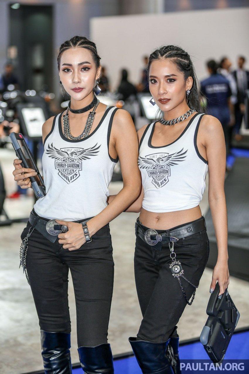 Những bóng hồng xinh đẹp tại Triển lãm Ô tô Bangkok 2018 (11)