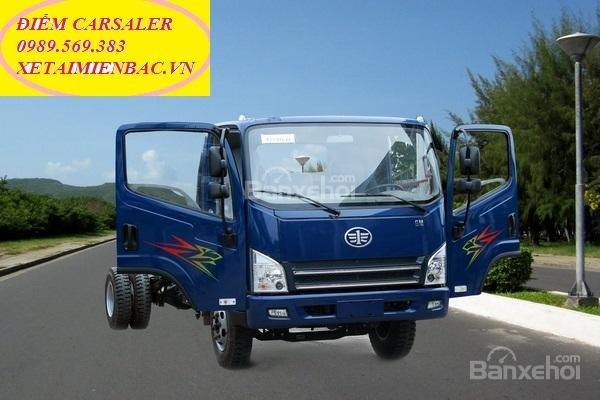 Bán xe Faw động cơ Hyundai 7T3Tấn 6.3m, khuyến mãi thuế 100% new-7