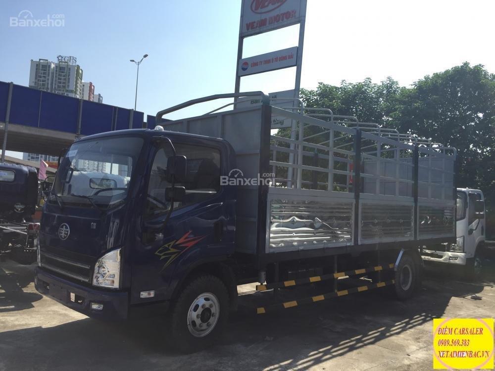 Bán xe Faw động cơ Hyundai 7T3Tấn 6.3m, khuyến mãi thuế 100% new-15