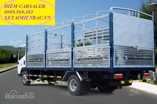 Bán xe Faw 7.31 tấn- 6.27m - chỉ cần hơn 100tr có xe mới-4