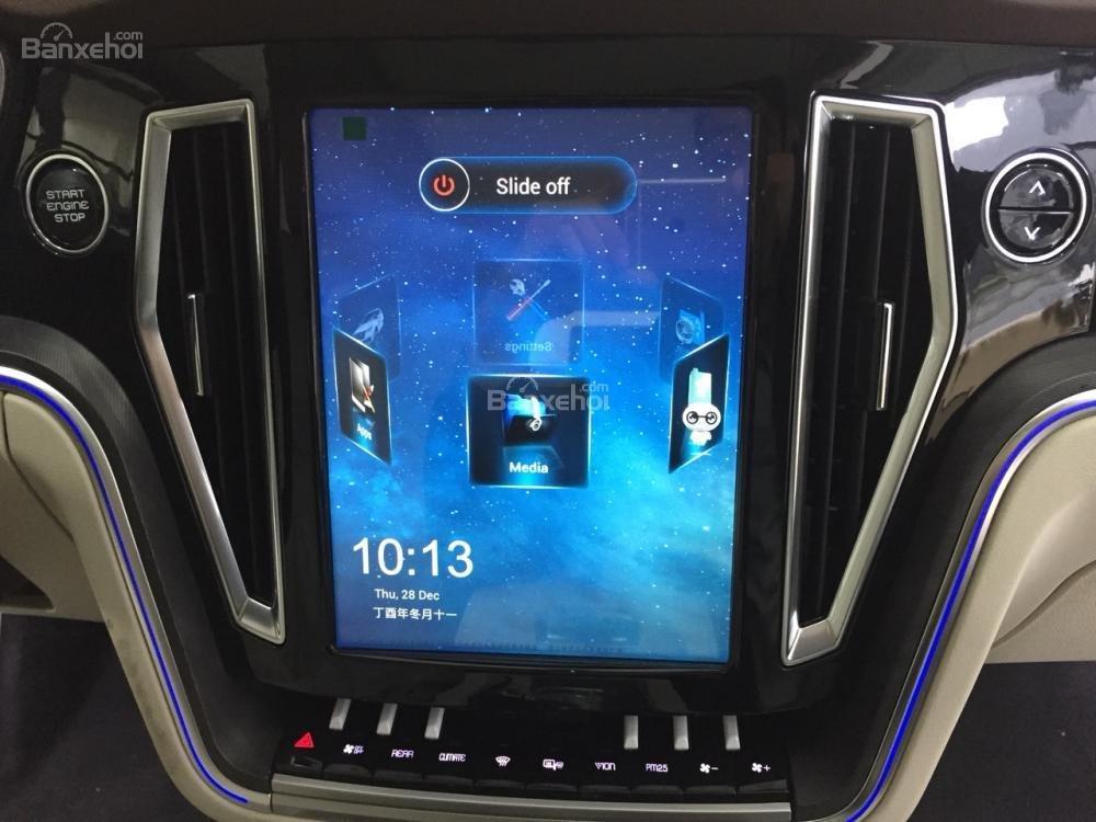 Soi thông số kỹ thuật Zotye Z8 - SUV Trung Quốc nhái hàng loạt xe sang có gì? a15