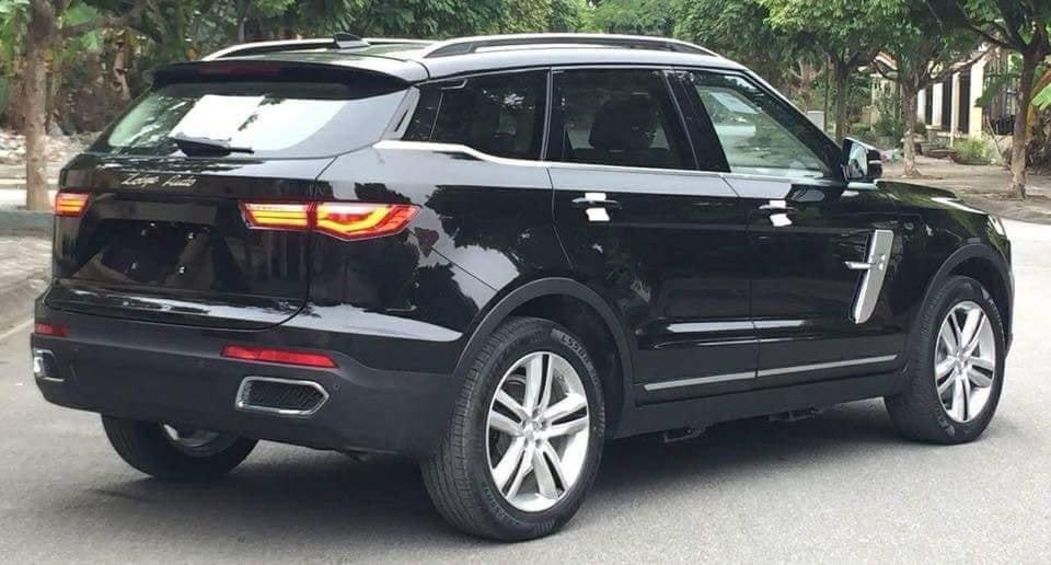 Soi thông số kỹ thuật Zotye Z8 - SUV Trung Quốc nhái hàng loạt xe sang có gì? a6