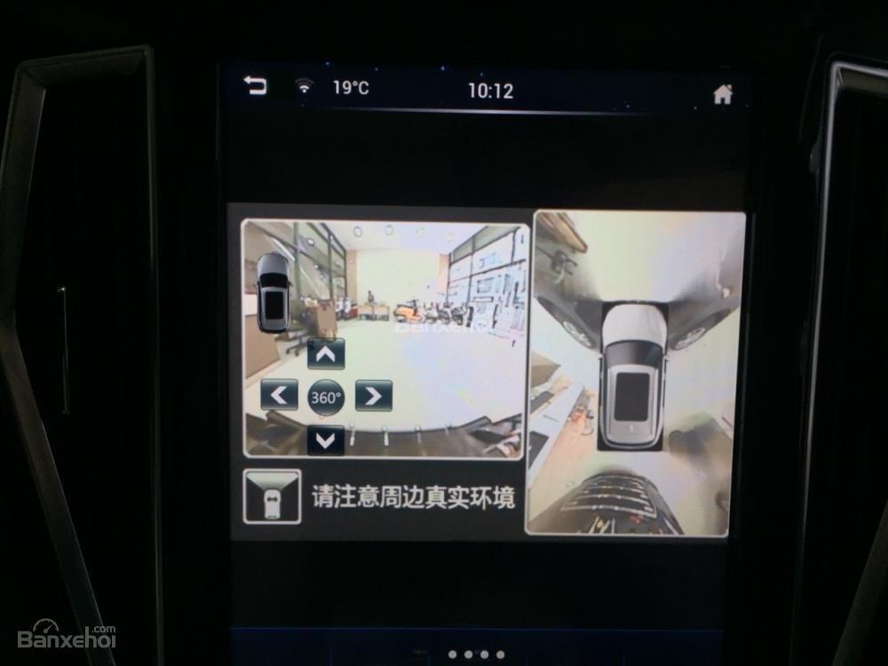 Soi thông số kỹ thuật Zotye Z8 - SUV Trung Quốc nhái hàng loạt xe sang có gì? a14
