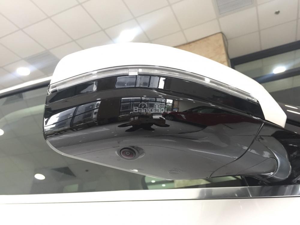 Soi thông số kỹ thuật Zotye Z8 - SUV Trung Quốc nhái hàng loạt xe sang có gì? 8a