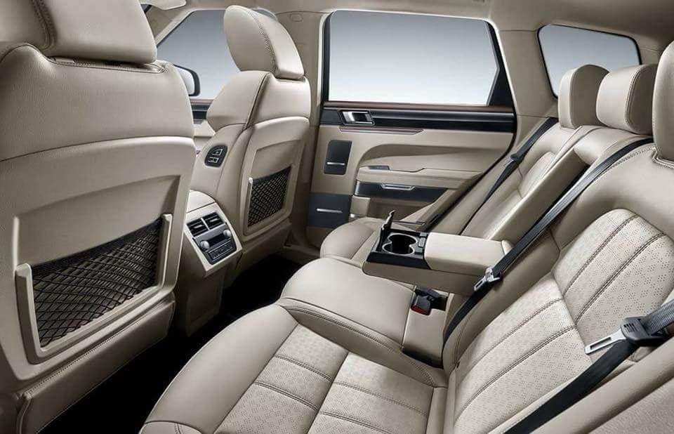 Soi thông số kỹ thuật Zotye Z8 - SUV Trung Quốc nhái hàng loạt xe sang có gì? a12