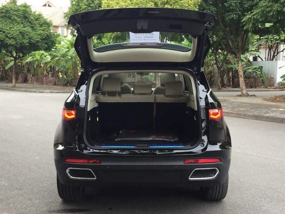 Soi thông số kỹ thuật Zotye Z8 - SUV Trung Quốc nhái hàng loạt xe sang có gì? a7