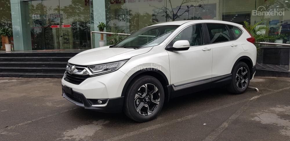 [Honda ô tô Quảng Ninh] bán xe Honda CR-V 1.5G - Giá tốt nhất - Hotline: 0948.468.097-0