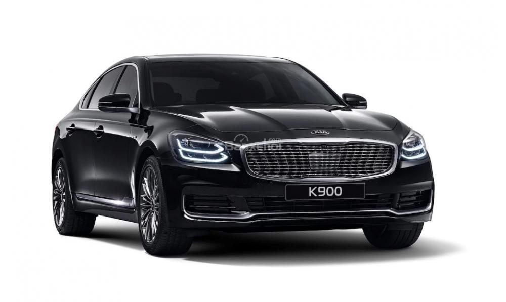 Đánh giá xe Kia K900 2019: Động cơ xe.