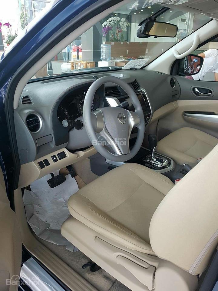 Nissan Gò Vấp - Cần bán xe Nissan Navara EL Premium - tự động 1 cầu, đời 2018-1