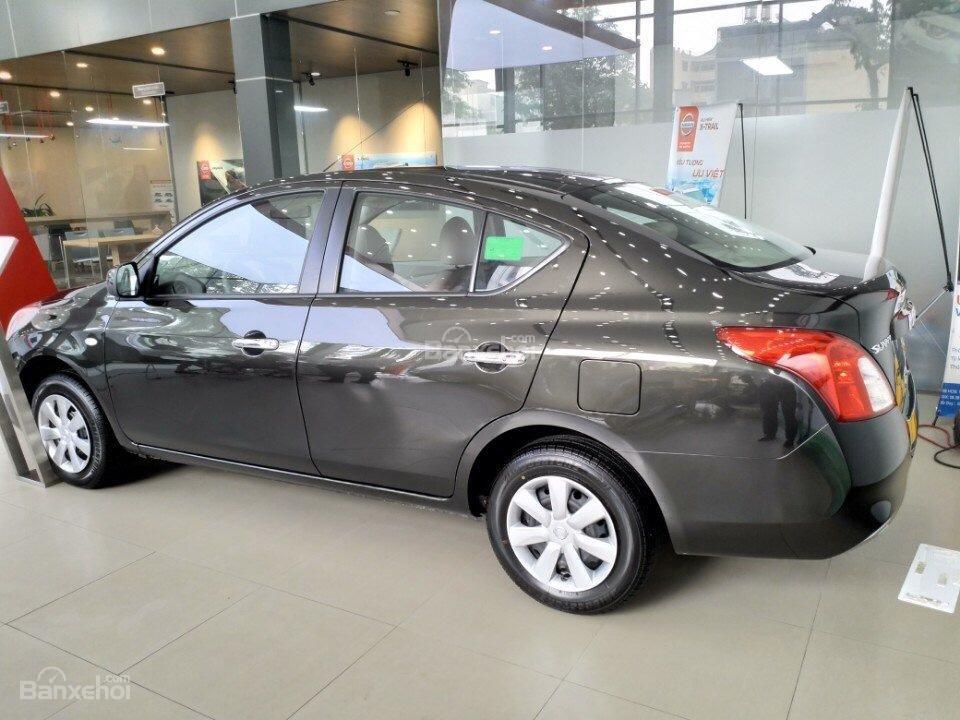 Cần bán Nissan Sunny XL - Số sàn - hộp số 4 cấp năm 2018, đủ màu giao ngay-1