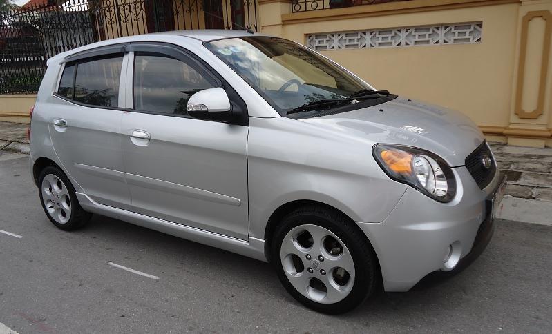 Kia Morning 2009 giá hơn 200 triệu - xe cũ nhập có tốt hơn xe lắp ráp.
