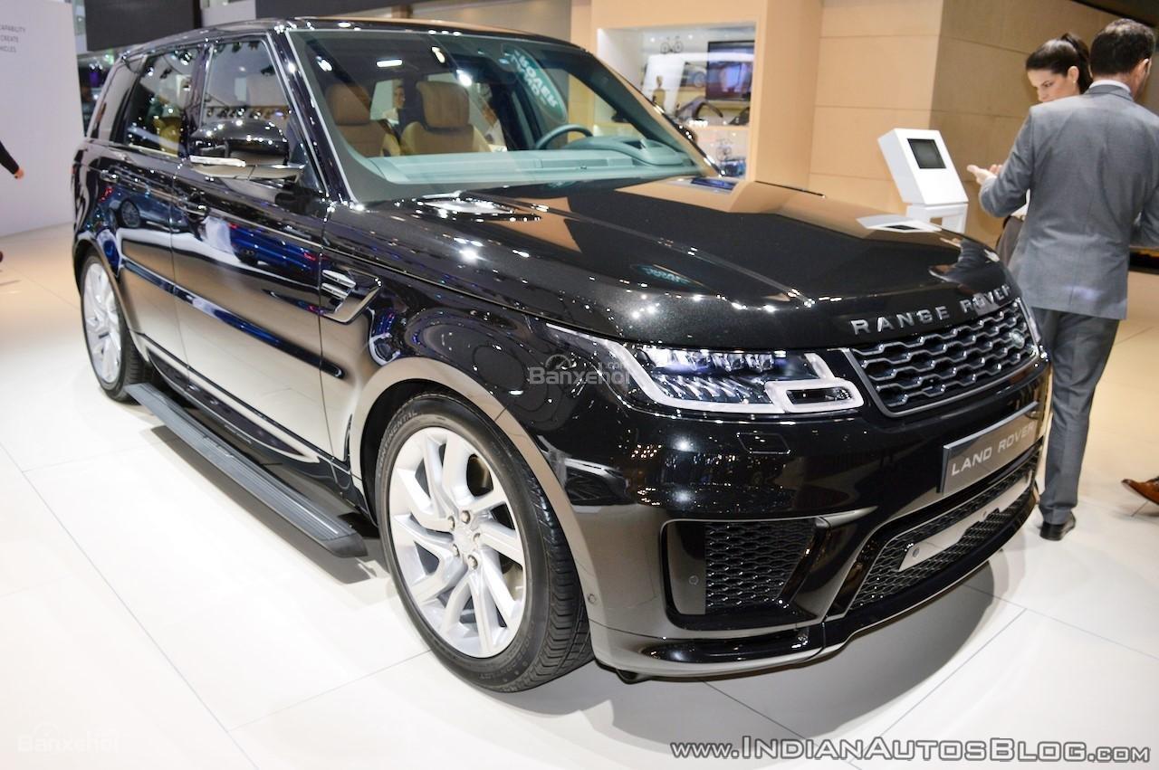 Range Rover Sport Facelift 2018 bắt đầu nhận đơn đặt hàng tại Ấn Độ 1a