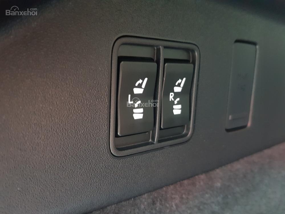 Cần bán xe Lexus RX350L phiên bản mới 7 chỗ đời 2018, màu đen, màu trắng xe nhập Mỹ-8
