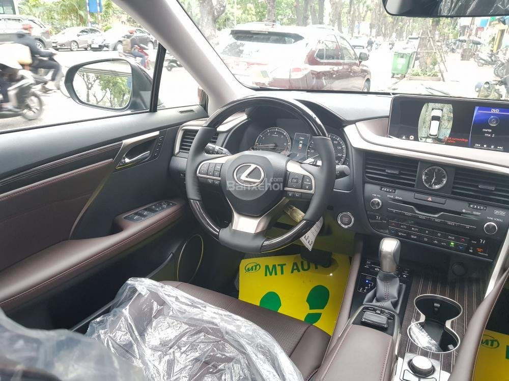 Cần bán xe Lexus RX350L phiên bản mới 7 chỗ đời 2018, màu đen, màu trắng xe nhập Mỹ-11