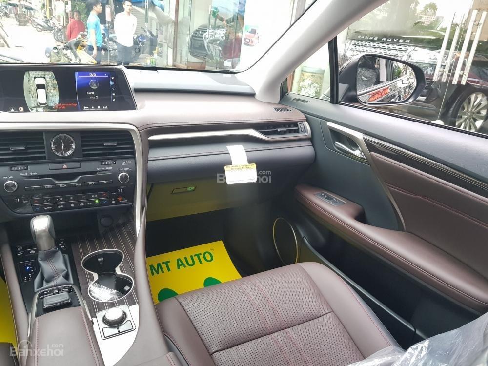 Cần bán xe Lexus RX350L phiên bản mới 7 chỗ đời 2018, màu đen, màu trắng xe nhập Mỹ-12
