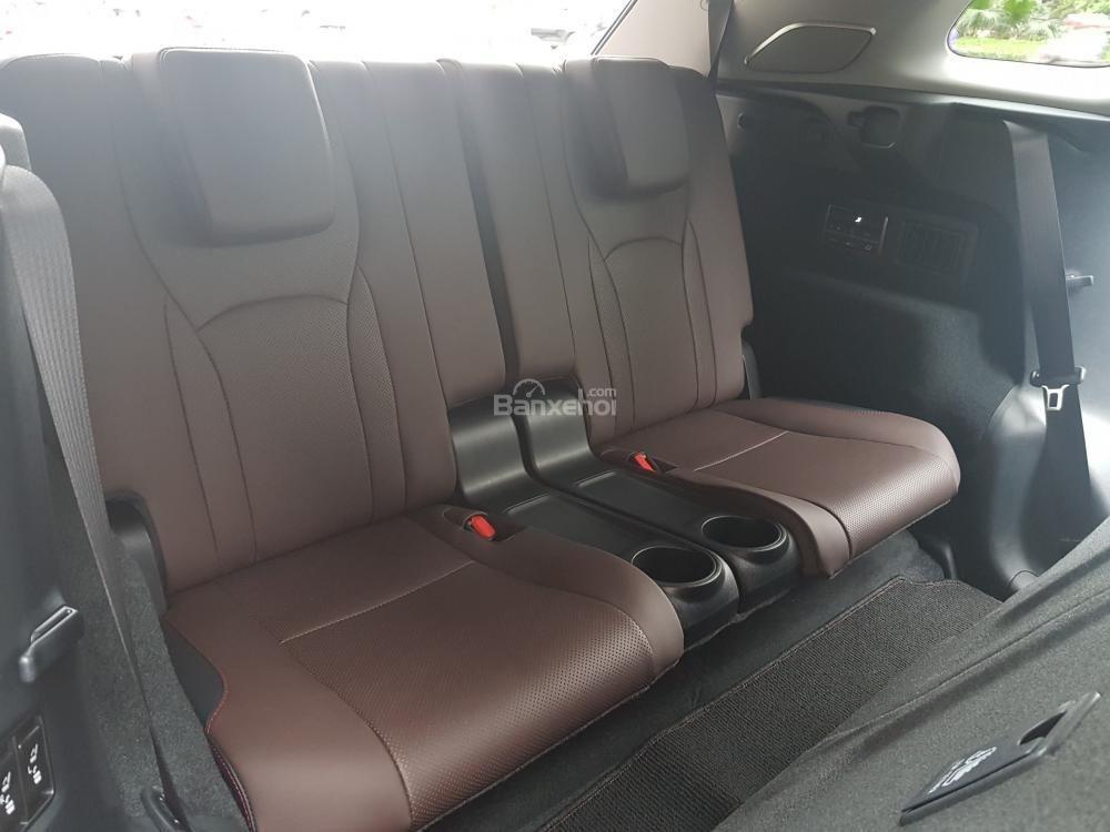 Cần bán xe Lexus RX350L phiên bản mới 7 chỗ đời 2018, màu đen, màu trắng xe nhập Mỹ-16