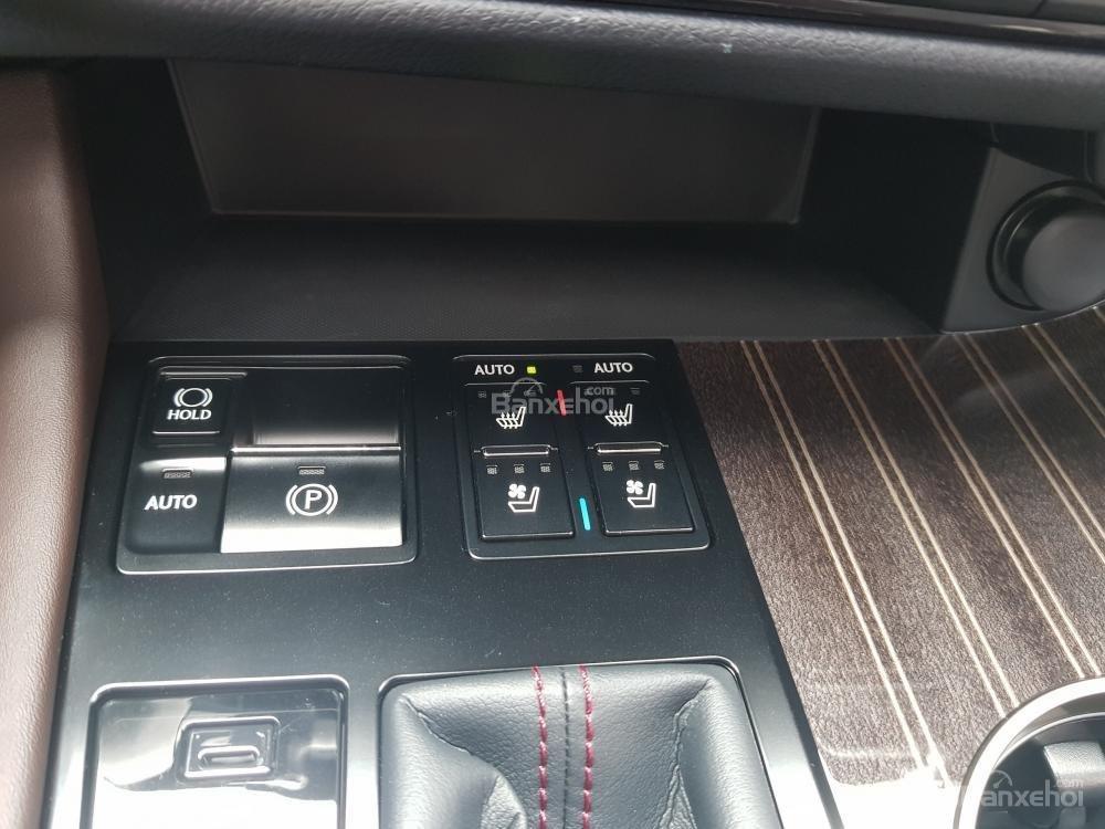 Cần bán xe Lexus RX350L phiên bản mới 7 chỗ đời 2018, màu đen, màu trắng xe nhập Mỹ-17