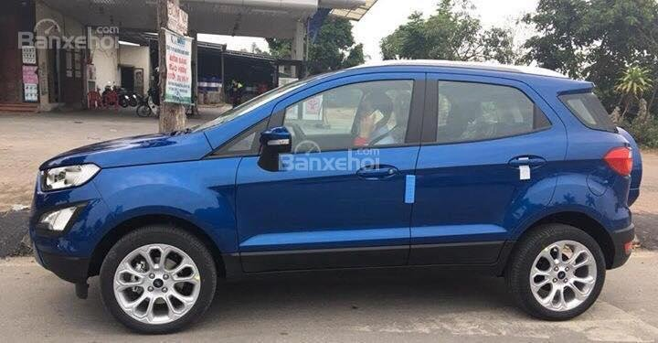 Ford Ecosport 2018 new, hỗ trợ vay 85%, LS 0.6%, LH: 090909.9106-1