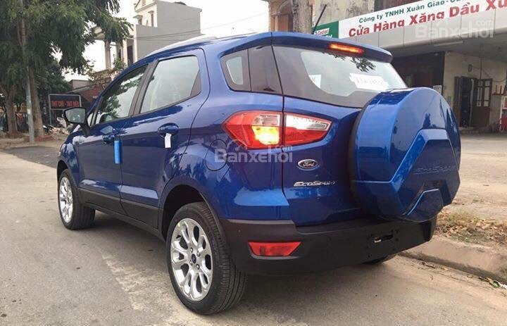 Ford Ecosport 2018 new, hỗ trợ vay 85%, LS 0.6%, LH: 090909.9106-2
