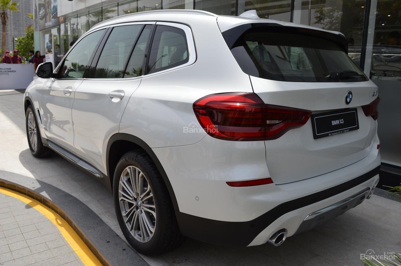 BMW X3 2018 nhập tịch Ấn Độ với giá từ 1,73 tỷ đồng 4a