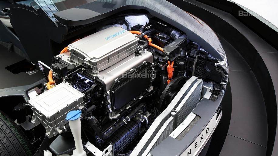 Đánh giá xe Hyundai Nexo 2019: Motor điện 120 kW z