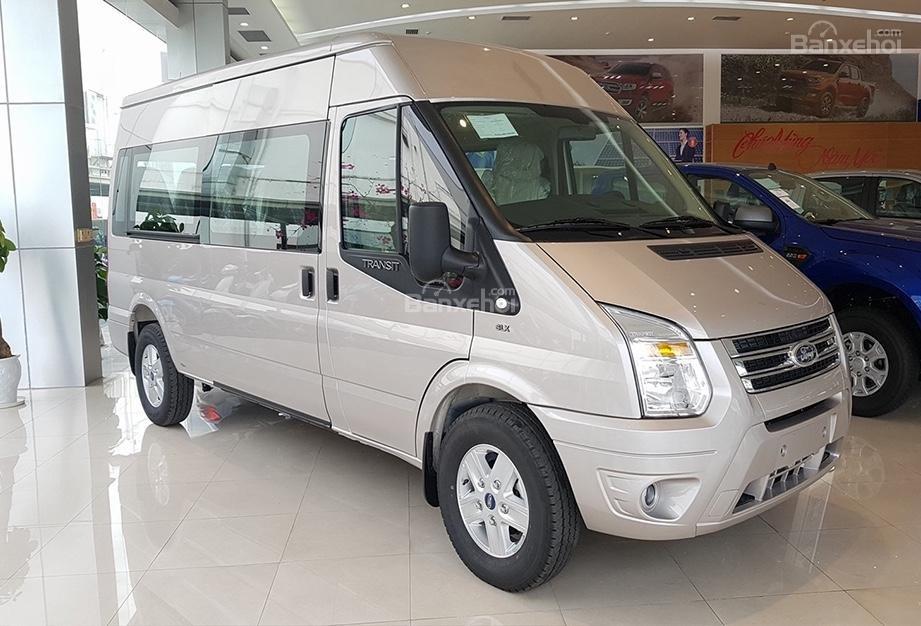 Transit 16 chỗ lướt 2019, odo 45.000km cần bán gấp, giá thương lượng, vay 75%, LS 3 năm 0.7%/tháng, LH Lộc: 093.123.8088 (1)