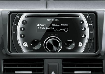So sánh xe Hyundai Accent 2018 phiên bản 1.4AT đặc biệt và Toyota Vios 1.5G CVT 2018 về tính năng giải trí 1
