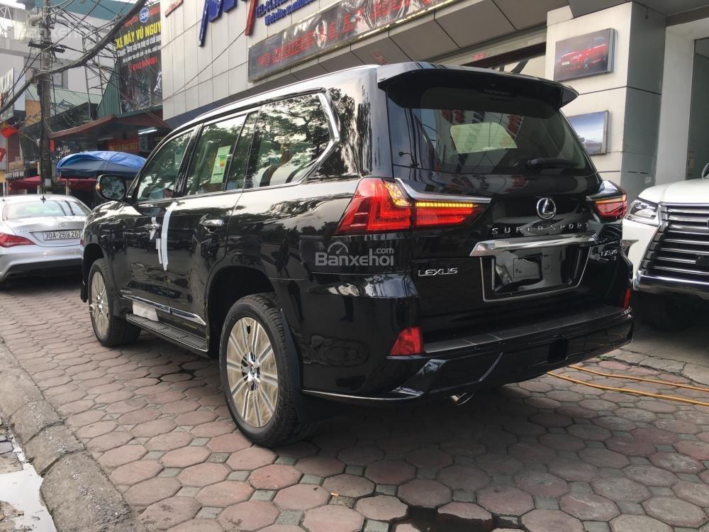 Bán xe Lexus LX Super Sports 570S, năm sản xuất 2018, màu đen, nhập khẩu (7)