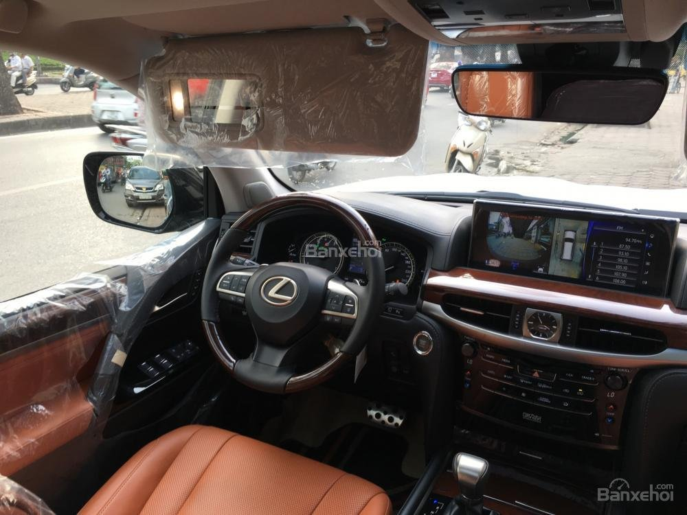 Bán xe Lexus LX Super Sports 570S, năm sản xuất 2018, màu đen, nhập khẩu (20)