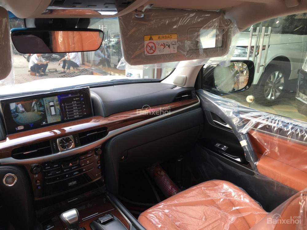 Bán xe Lexus LX Super Sports 570S, năm sản xuất 2018, màu đen, nhập khẩu (21)